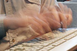 Fastest writer
